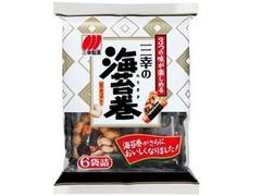 三幸製菓 三幸の海苔巻 袋90g