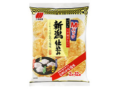 三幸製菓 新潟仕込み こだわりのほんのり塩味 袋2枚×12