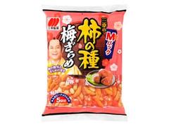 三幸製菓 三幸の柿の種 梅ざらめ 袋116g