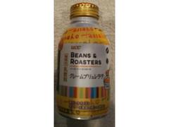 UCC BEANS&ROASTERS クリームブリュレラテ 缶260g