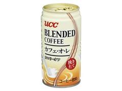 UCC ブレンドコーヒー カフェ・オ・レ カロリーオフ 缶185g