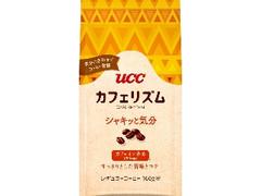 UCC カフェリズム シャキッと気分 袋160g