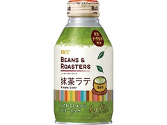UCC BEANS&ROASTERS 抹茶ラテ 缶260g