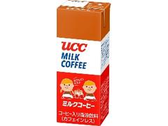 UCC ミルクコーヒー パック200ml