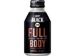 UCC BLACK無糖 FULL BODY 缶275g