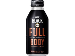 UCC BLACK無糖 FULL BODY 缶375g