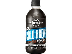 UCC BLACK無糖 COLD BREW ペット500ml