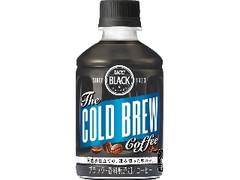 UCC BLACK無糖 COLD BREW ペット280ml