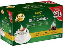 UCC 職人の珈琲 深いコクのスペシャルブレンド ドリップコーヒー