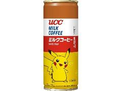 UCC ミルクコーヒー ポケモン缶 缶250g