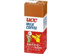 UCC ミルクコーヒー ポケモン パック200ml