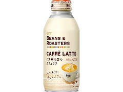 UCC BEANS&ROASTERS CAFFE LATTE 缶375g