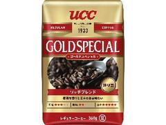 UCC ゴールドスペシャル リッチブレンド 炒り豆