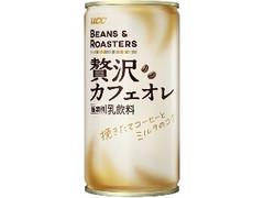 UCC BEANS&ROASTERS 贅沢カフェオレ