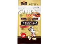 UCC ゴールドスペシャル ドリップコーヒー スペシャルブレンド ディズニーセレクション 袋10個