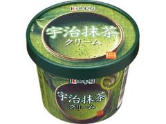 kanpy 宇治抹茶クリーム カップ140g
