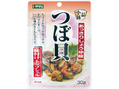 kanpy つぼ貝 味付けトップシェル 袋30g