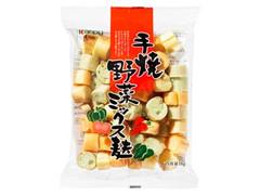 カンピー 手焼野菜ミックス麸 袋18g