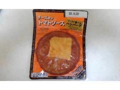 プリマハム ソースで食べるハンバーグ チーズオントマトソース 袋95g