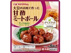 プリマハム Try Veggie 大豆のお肉で作った甘酢ミートボール