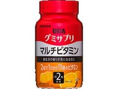 UHA味覚糖 グミサプリ マルチビタミン