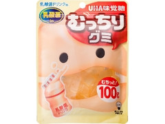 UHA味覚糖 むっちりグミ 乳酸菌ドリンク 袋100g