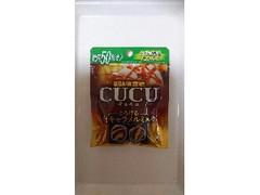 UHA味覚糖 CUCU とろける塩キャラメルミルク 袋24g