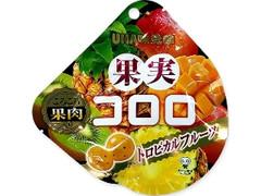 UHA味覚糖 果実コロロ ロピカルフルーツ