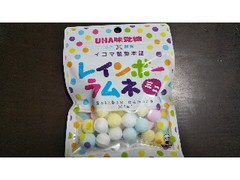 UHA味覚糖 レインボーラムネ ミニ 袋40g