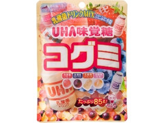 UHA味覚糖 コグミ 乳酸菌ドリンクMix 袋85g