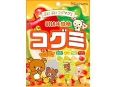 UHA味覚糖 コグミ コグマアソート 袋85g