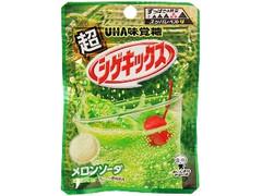 UHA味覚糖 超シゲキックス メロンソーダ