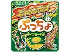 UHA味覚糖 ぷっちょ ライフガード味