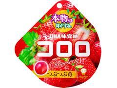 UHA味覚糖 コロロ ストロベリー