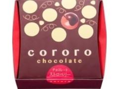UHA味覚糖 コロロ チョコレートストロベリー 箱6粒
