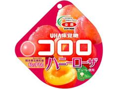 UHA味覚糖 コロロ ハニーローザ