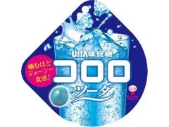 UHA味覚糖 コロロ ソーダ