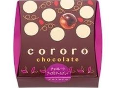 UHA味覚糖 cororo チョコレート アップルアールグレイ