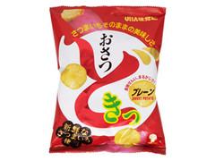 UHA味覚糖 おさつどきっ プレーン 袋100g
