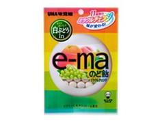 UHA味覚糖 e‐maのど飴 ミラクルチェンジ 袋50g