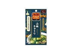 S&B シーズニング 山椒きゅうり 袋5.5g×2