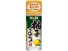 S&B 柚子こしょう 粉末
