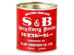 S&B 特製エスビーカレー 缶84g