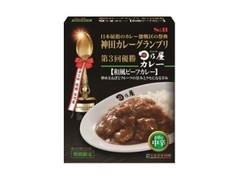 S&B 日乃屋カレー 和風ビーフカレー お店の中辛 箱180g