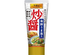李錦記 炒醤 海鮮うま塩味 チューブ90g