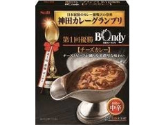 S&B 神田カレーグランプリ 欧風カレーボンディ チーズカレー お店の中辛