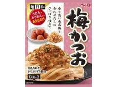 S&B 麺日和 梅かつお 袋53.4g