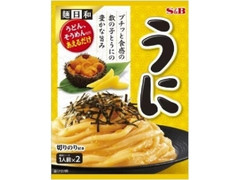 S&B 麺日和 うに 袋41.4g
