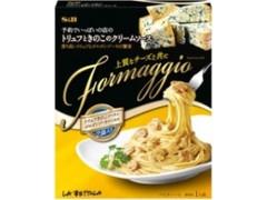 S&B 予約でいっぱいの店の Formaggio トリュフときのこのクリームソース 箱150g