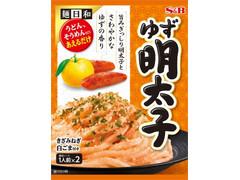 S&B 麺日和 ゆず明太子